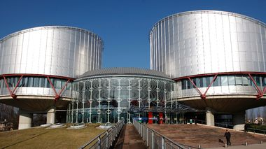 General view of the building of the European Court of Human Rights in Strasbourg, eastern France, January 30, 2009. Set up in Strasbourg by the Council of Europe Member States in 1959 to deal with alleged violations of the 1950 European Convention on Human Rights, the court celebrates it's 50st anniversary in 2009. REUTERS/Vincent Kessler  (FRANCE)                       (Foto: VINCENT KESSLER)
