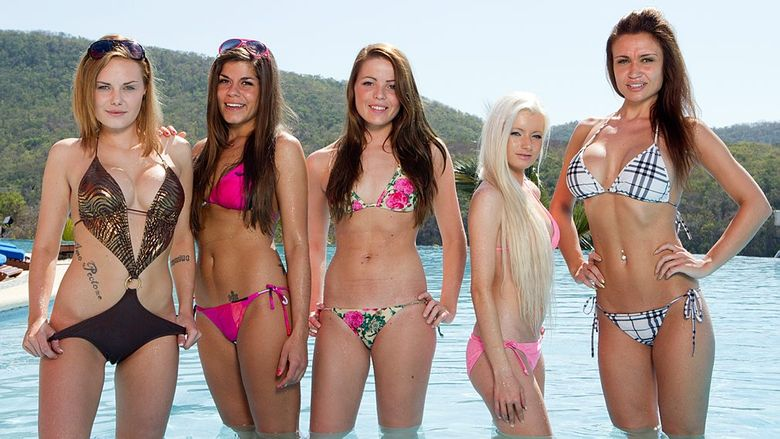 paradise hotel  deltakere escorte girls