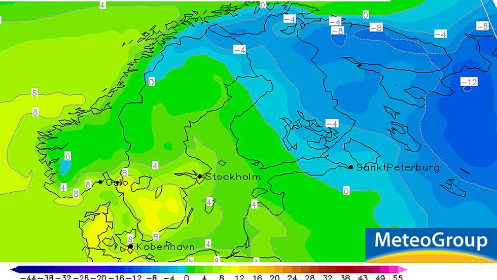 (Foto: Kart. Meteogroup)