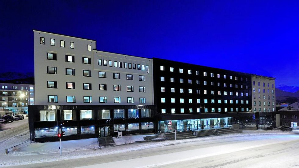 (Foto: QUALITY HOTEL NARVIK )