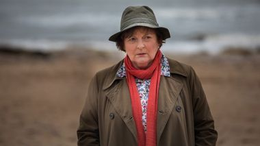 From ITV Studios  VERA SR9 Episode 4  Pictured: BRENDA BLETHYN as DCI Vera Stanhope.  Photographer: Helen Turton.  This photograph is (C) ITV Plc and can only be reproduced for editorial purposes directly in connection with the programme or event mentioned above. Once made available by ITV plc Picture Desk, this photograph can be reproduced once only up until the transmission [TX] date and no reproduction fee will be charged. Any subsequent usage may incur a fee. This photograph must not be manipulated [excluding basic cropping] in a manner which alters the visual appearance of the person photographed deemed detrimental or inappropriate by ITV plc Picture Desk.  This photograph must not be syndicated to any other company, publication or website, or permanently archived, without the express written permission of ITV Plc Picture Desk. Full Terms and conditions are available on the website www.itv.com/presscentre/itvpictures  For further information please contact: Patrick.smith@itv.com 0207 1573044
