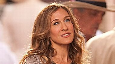 """SARAH JESSICA PARKER as Carrie Bradshaw in New Line Cinema's romantic comedy """"SEX AND THE CITY 2,†a Warner Bros. Pictures release.                      (Foto: Craig Blankenhorn)"""