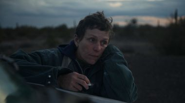 Frances McDormand in the film NOMADLAND. Photo by Joshua James Richards. © 2020 20th Century Studios All Rights Reserved                      (Foto: Joshua Richards)