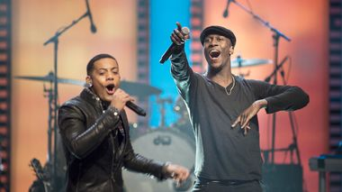 Nico & Vinz kommer til Borggården i august for å spille under velkomstfesten for nye trondheimere.