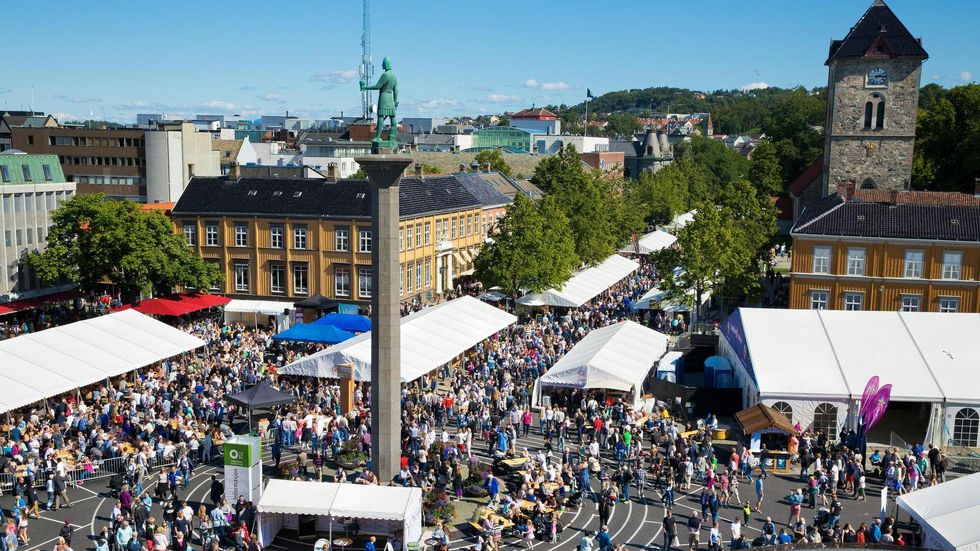 Image result for matfestival trondheim